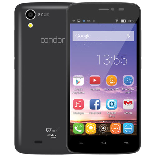 Condor C7 Mini (PGN-404) Firmware + Full Dump + Nvram OLD LOGO