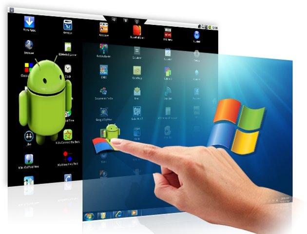 تنصيب تطبيقات الاندرويد على pc و mac