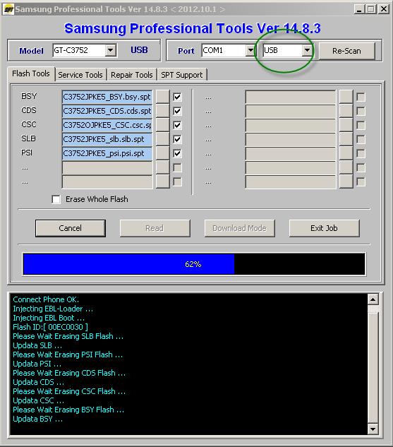 ����� ���� ���� ����� ������� Flash & Unlock & Repair ��� SPT-Box
