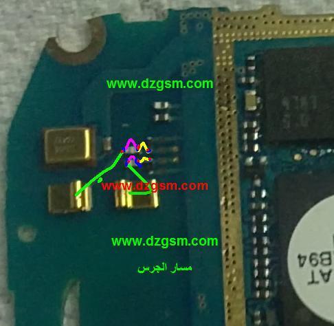 شريح جهاز  c3300 بأدق التفاصيل