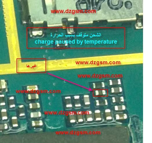 وتستمر الحصريات مع تشريح هاتف جديد اخر s5260p