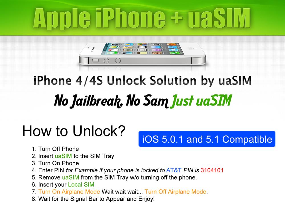 جديد عالم الانلوك- - iPhone + uaSIM
