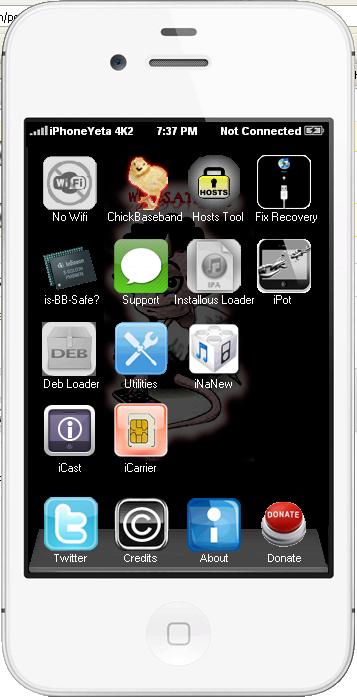 iPhoneYeta 4K2 Full setup stable version