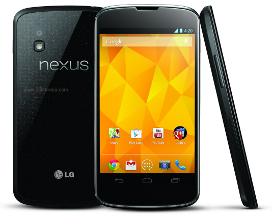 قوقل تعلن رسميا عن اجهزة Nexus