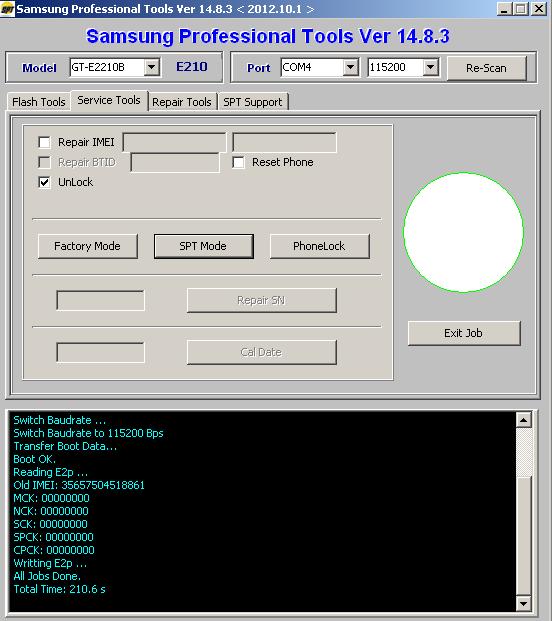 C3752 Flash Loader