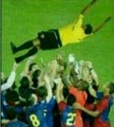 مبروك برشلونة مبروك ههههه