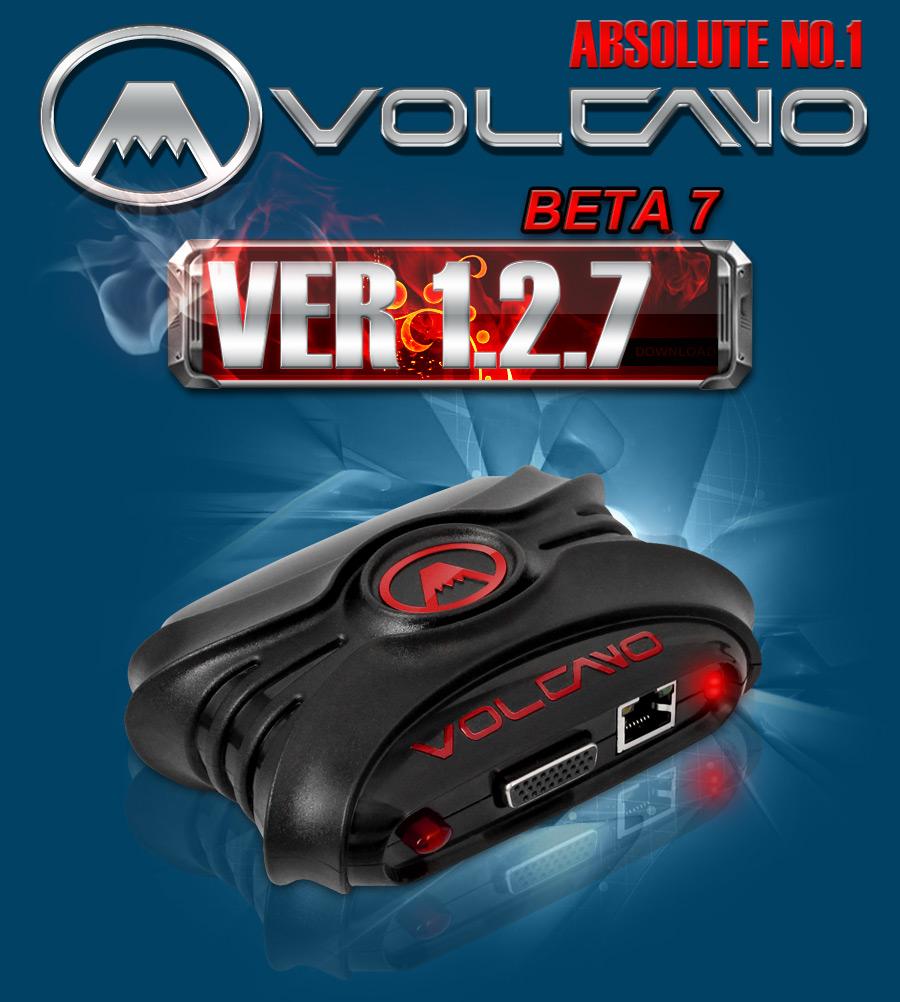 Volcano Box 1.2.7 beta 7 released