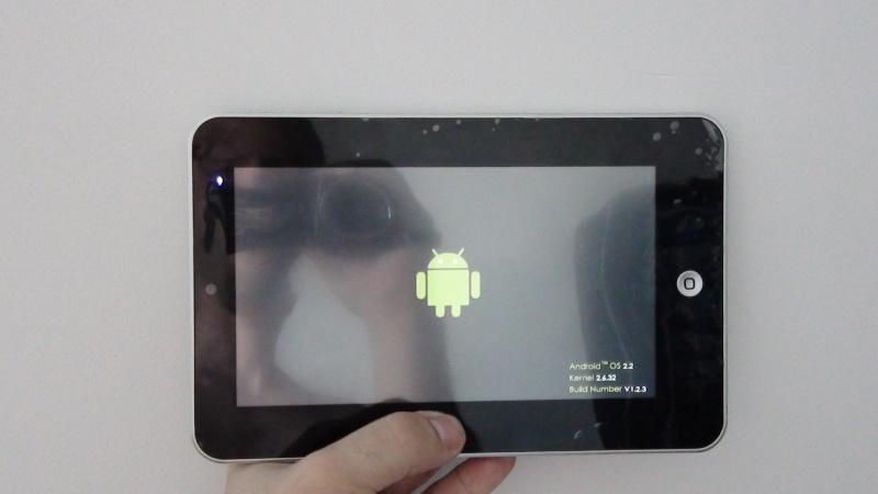 تفليش اجهزة الاندرويد الصينية tablet wm8650