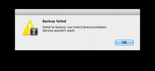 0.9.10b8 redsnow + عمل backup tickets