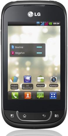 ��� ����� ����� ����� ��LG P698 (������� 2.3.4) Lg Optimus Net Dual