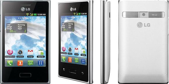 آخر إصدار فلاشة عربية لـLG E405 (أندرويد 2.3.6) Lg Optimus L3 Dual