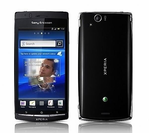 آخر إصدار فلاشة عربية لـSony LT15I (أندرويد 4.0.4) Sony Xperia Arc