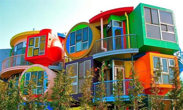 أغرب 10 منازل حول العالم!