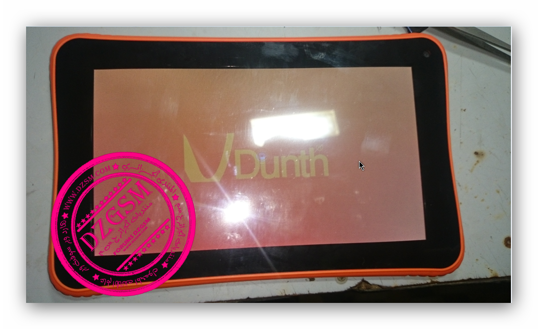 �� ���� ����� ���� Tablette Dunth TB706