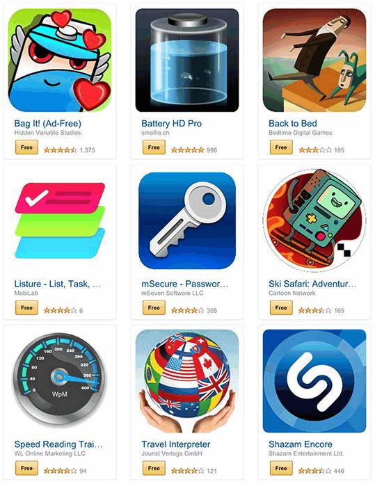 الآن: حمّل 37 تطبيق أندرويد بقيمة 140 دولار مجاناً