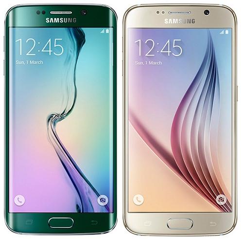���� ����� Samsung Galaxy S6 � Samsung Galaxy S6 edge