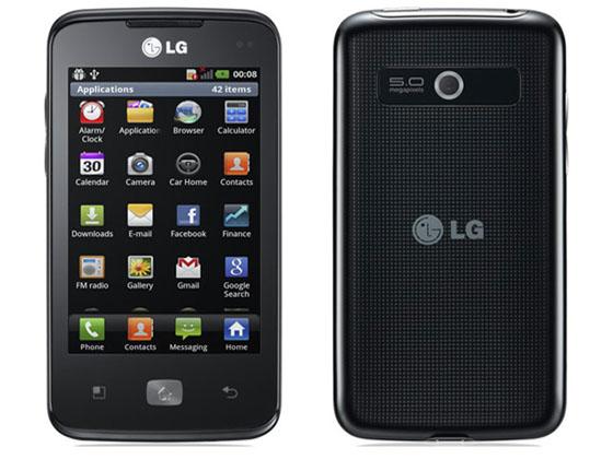 آخر إصدار فلاشة عربية لـLG E510 (أندرويد 2.3.4) LG Optimus Hub