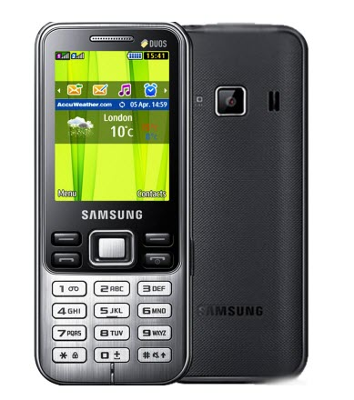 طريقة تفليش وتعريب Samsung C3322 بدون بوكس