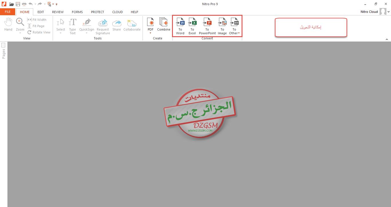 Nitro PDF Pro 9.5.2.29