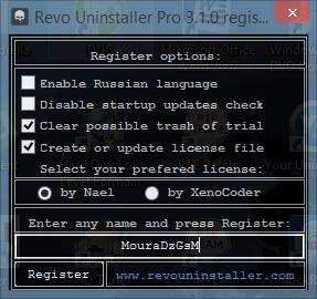 Revo Uninstaller Pro v3.1.2