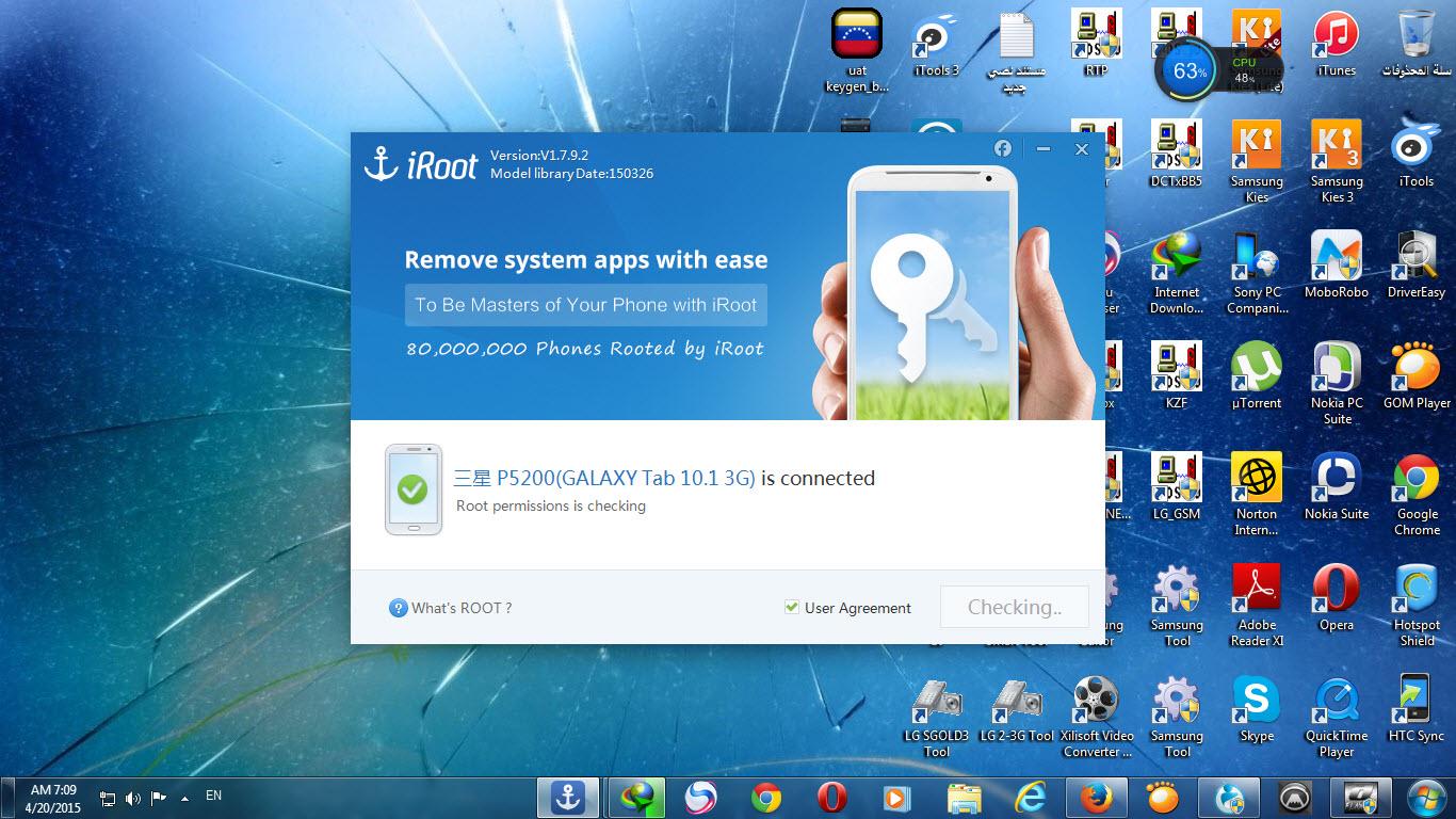 Galaxy tab3 10.1  p5200