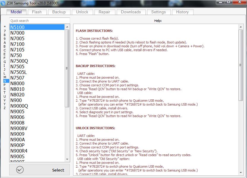 Z3X-BOX Update. Samsung Tool 20 big big big update + important anouncement.