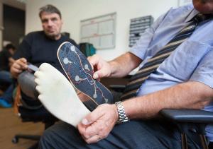 أول ساق اصطناعية في العالم بالمعني الحقيقي للإحساس