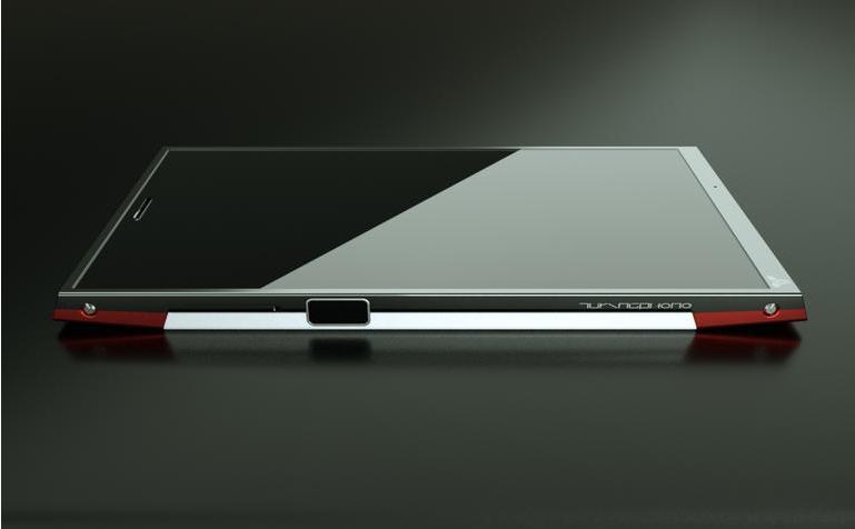 Turing Phone .. هاتف ذكي بهيكل فريد ومزايا تشفير متقدمة
