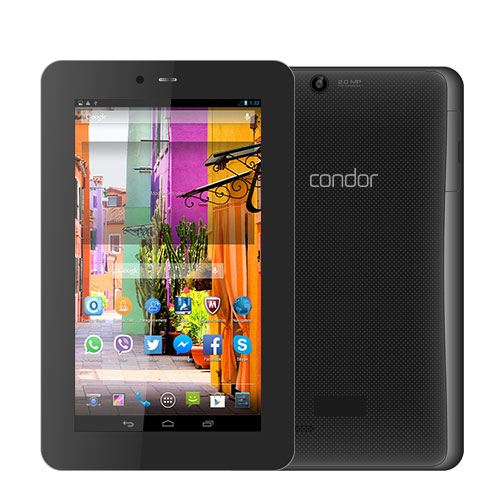 Condor TCV-703G Firmware + Full Dump + Nvram