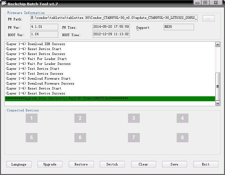 مشكل حسبا gmail لطابليت condor Ctab 970L 3G