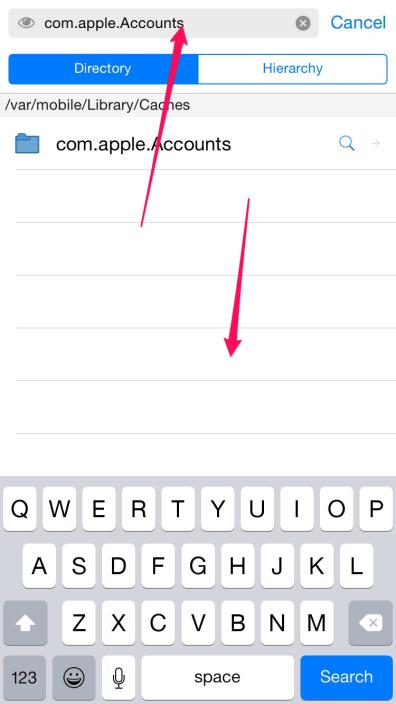 ����� ����� ����� �������� ��� ����� �� ������� iOS 8
