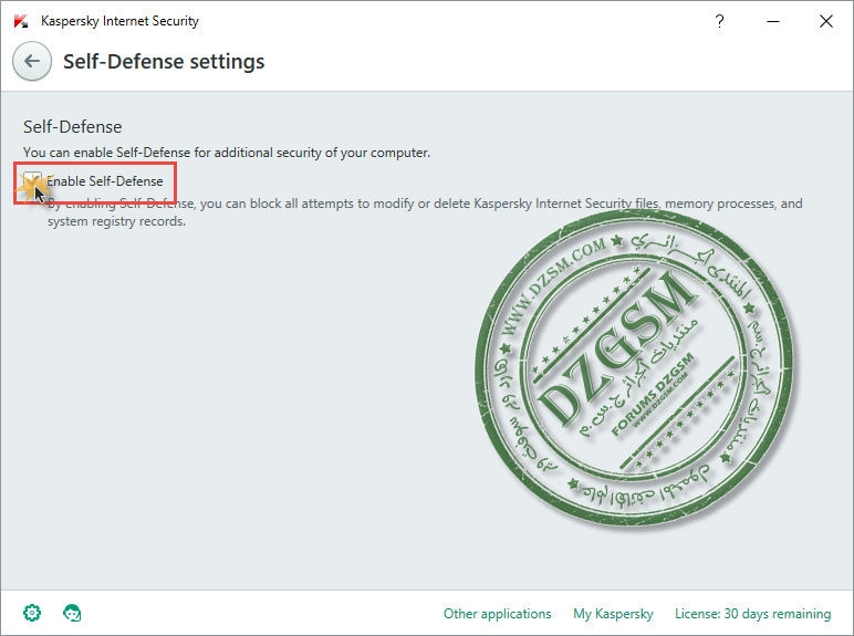 Kaspersky Internet Security 2016 Final + التفعيل