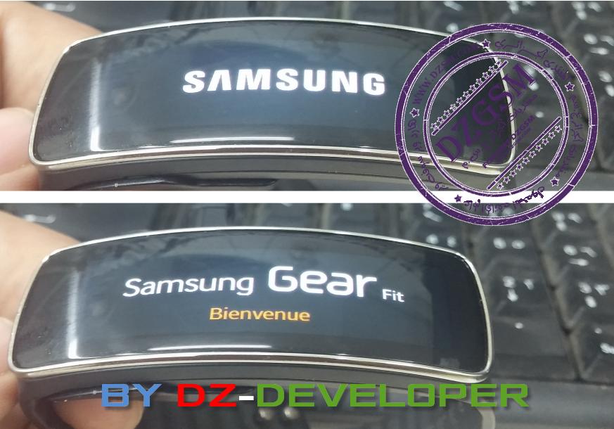 ����� ����� Samsung Gear Fit SM-R350 + ����� ����� + ����� �����