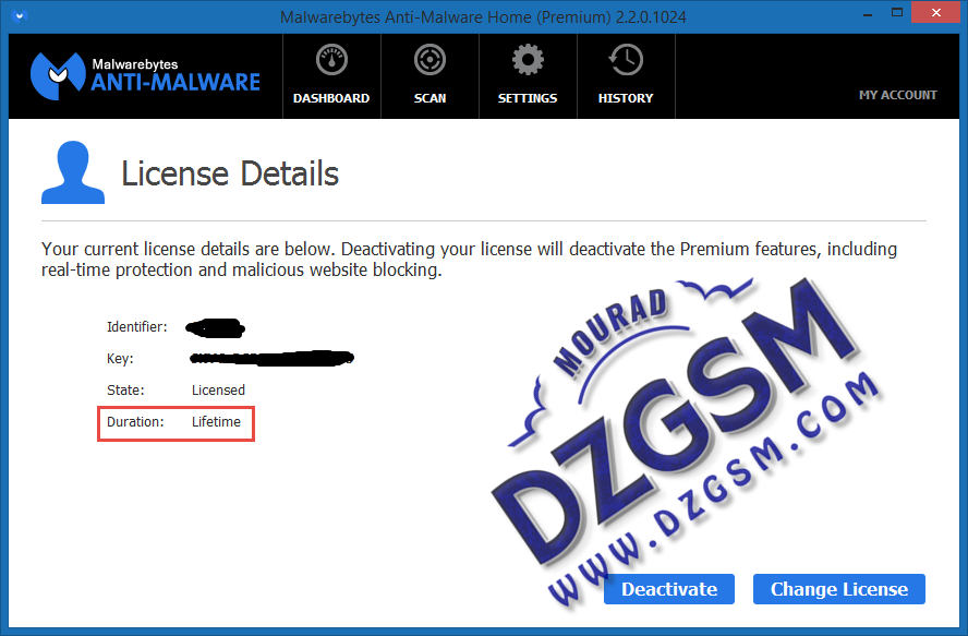 Malwarebytes Anti-Malware 2.2.0.1024