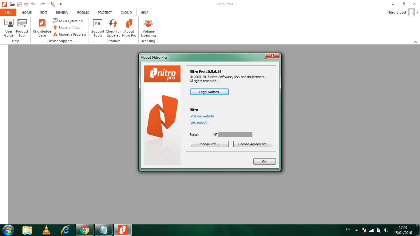 Nitro PDF Pro Enterprise 10.5.1.17 للنواتين