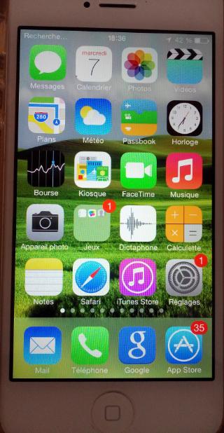 ��� ������ iPhone 5