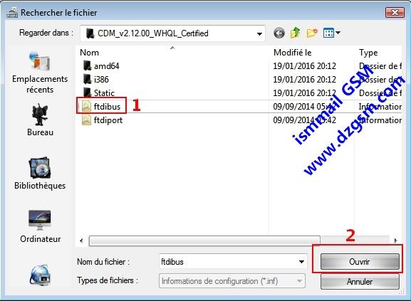 حل مشكل ft232r usb uart driver  لبوكس z3x GPG edition
