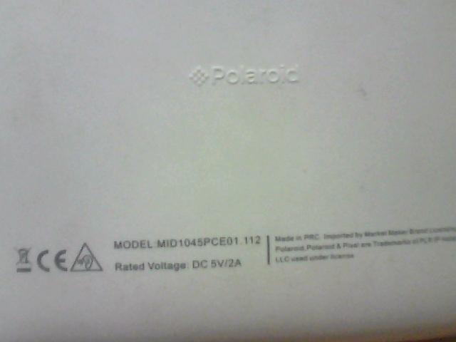����� polaroid mid 1045