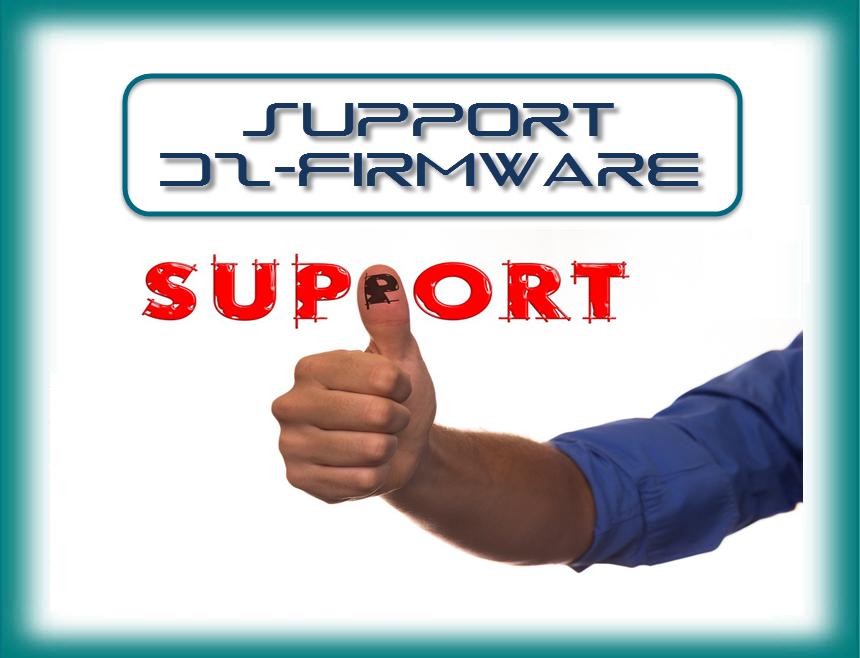 Support DZ-Firmware
