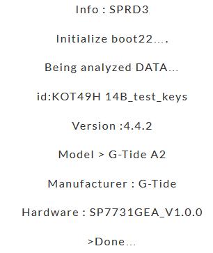 G-tide A2 ���� �� ������