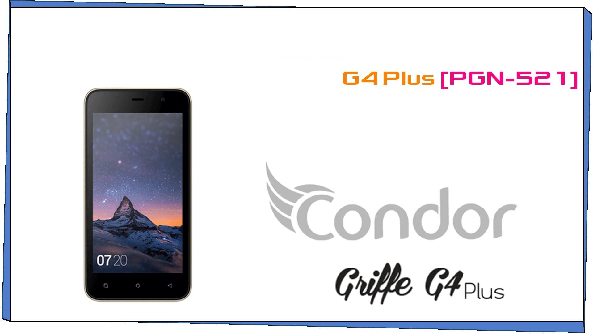 فلاشة Condor g4 plus pgn 521