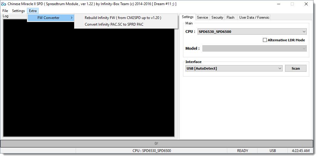 تحديث جديد  CM2SPD v121