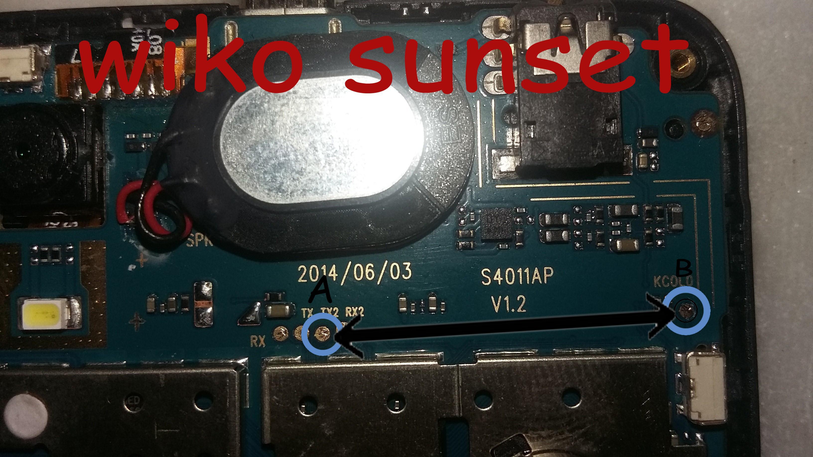تحديد نقطة Clock للمنتجات التي تحمل معالج MTK