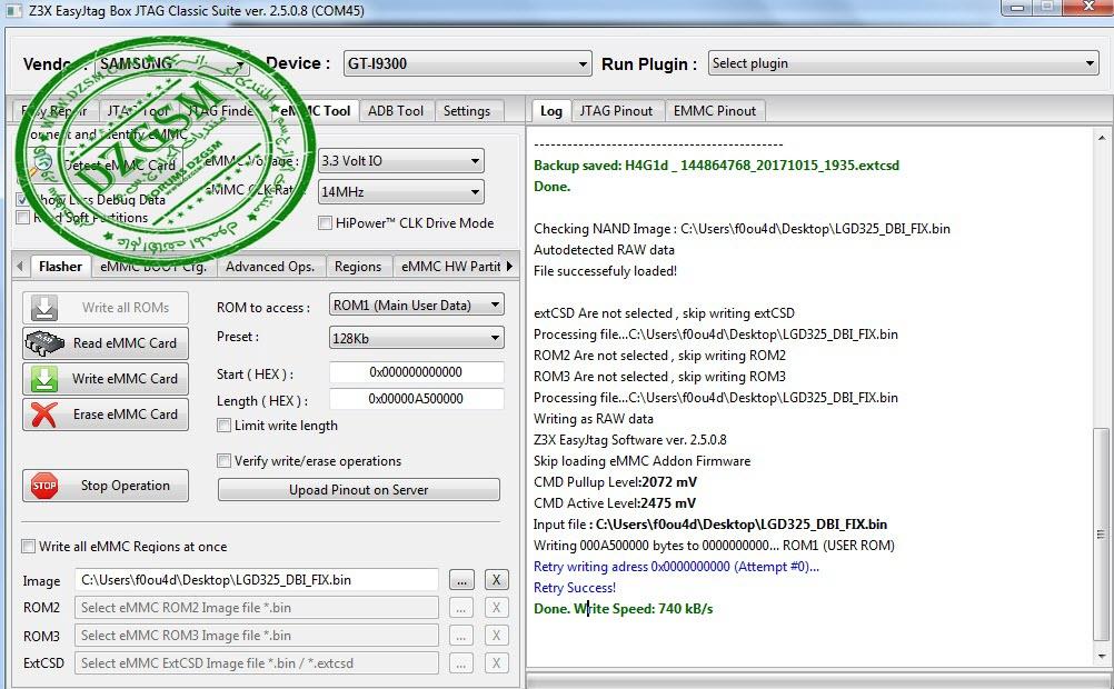 دعوة تجارب الأعضاء الناجحة في عمل Repair Boot على Easy-Jtag - الصفحة 5