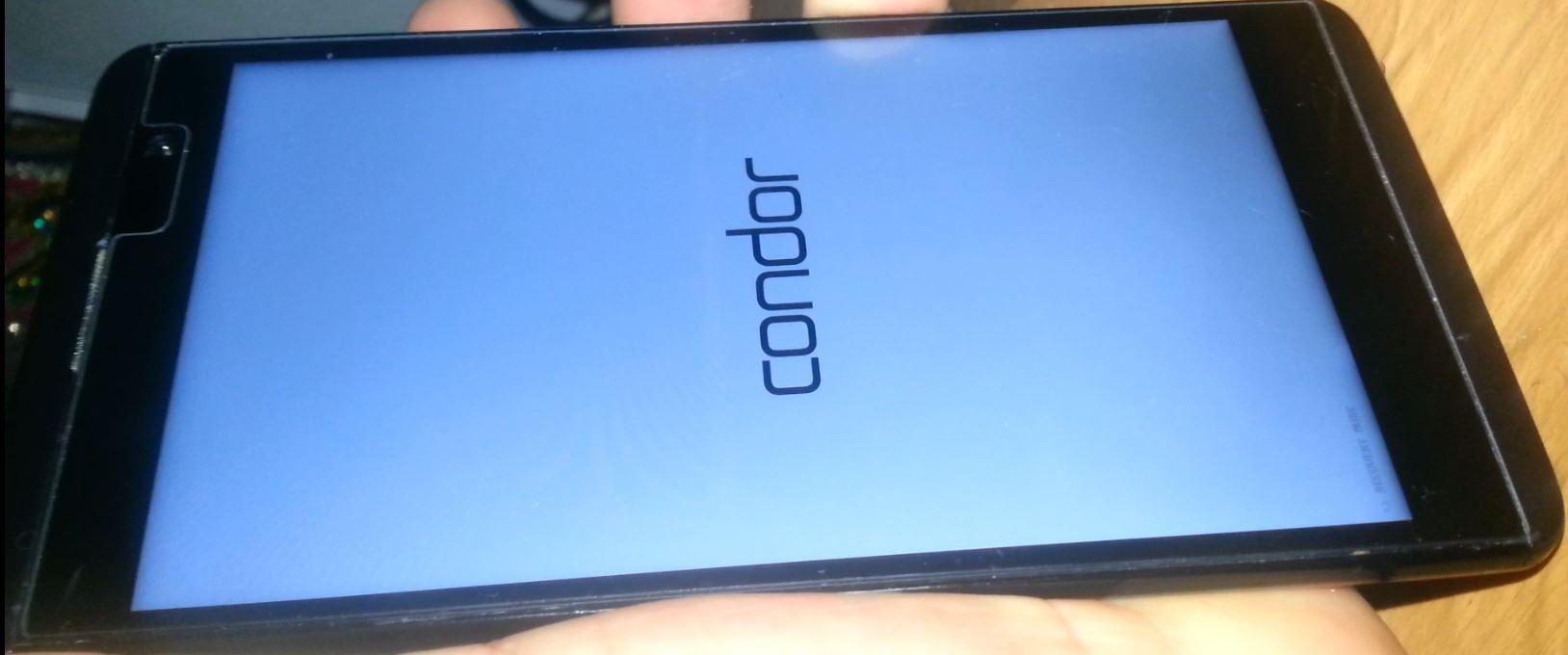 مشكل هاتف كوندور c8 صنع في الصين